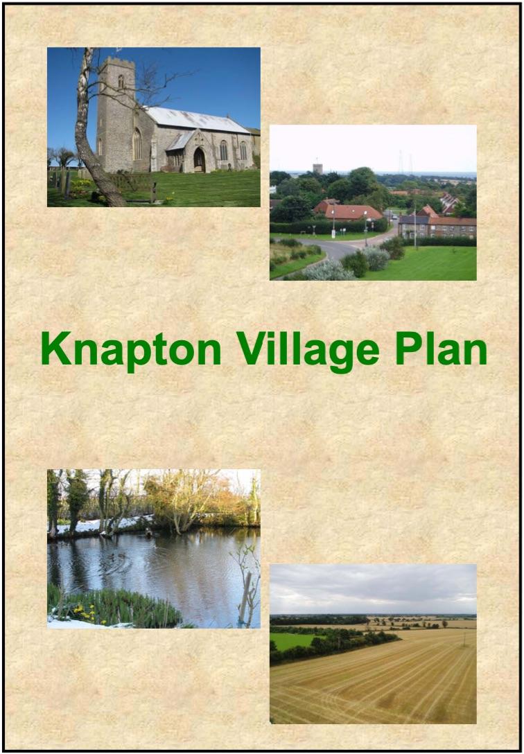 Knapton Village Plan