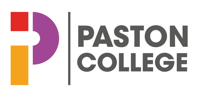 Paston College logo image