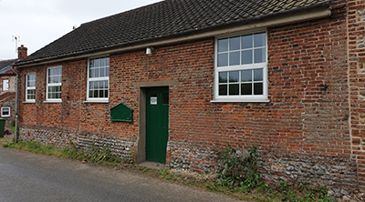 Village Hall small front image