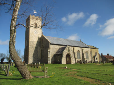 Knapton Church image