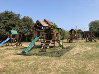 Playground units refurbed image