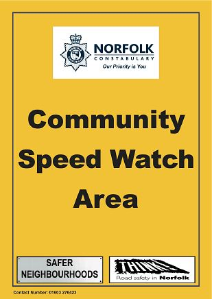 Speed Watch sign image