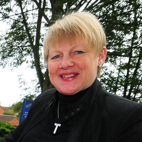 Rev Sharon Willimott image