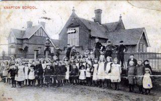 Knapton Primary School, 1904