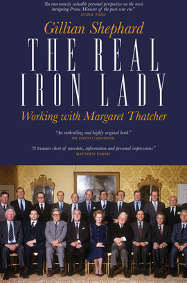 The Real Iron Lady Working With Margaret Thatcher image