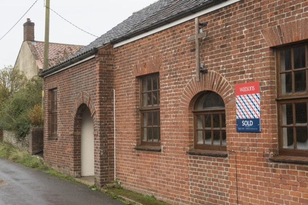 Knapton Methodist Church sold image