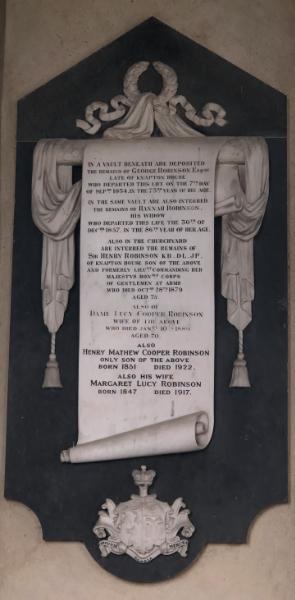 George robinson vault scroll small image