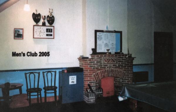 Mens Club 2005 image