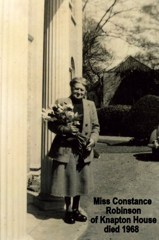 Miss Constance Robinson image