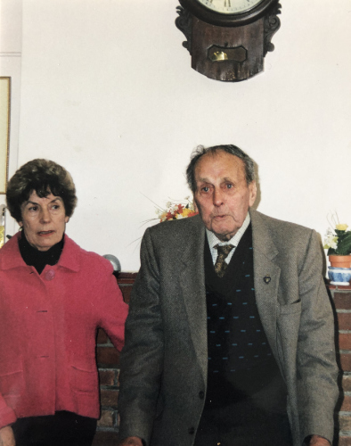Henry Wild and Gillian Shephard image