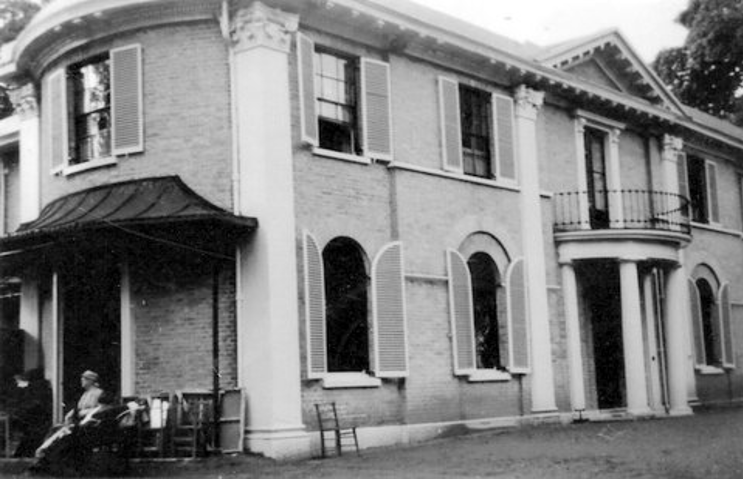 Knapton House - early 1800s image