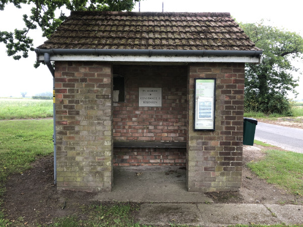 Knapton Green Bus Stop