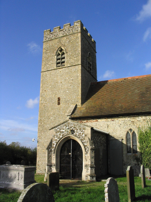 St Edmund's Church, Swanton Novers