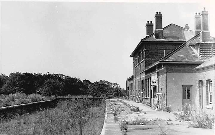Cromer High after closure 1960s