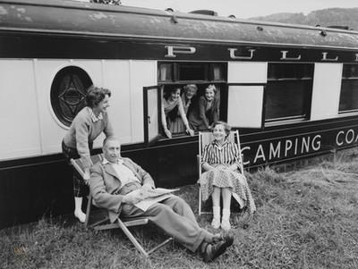 Pullman camping coach