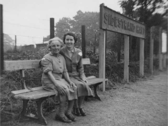 Sidestrand Halt - 1951