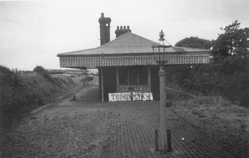 Trimingham Station sometime after 1958
